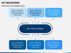 Key Milestones PPT Slide 4