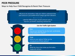 Peer Pressure PPT Slide 5