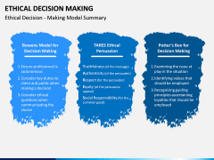 Ethical Decision Making PPT Slide 5