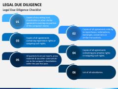 Legal Due Diligence PPT Slide 8