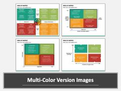 Kraljic Matrix Multicolor Combined