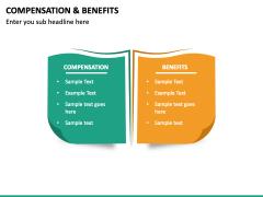 Compensation & Benefits PPT Slide 2