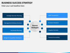 Business Success Strategy PPT Slide 2