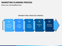 Marketing Planning Process PPT Slide 1