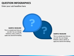 Question Infographics PPT Slide 8