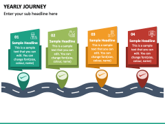 Yearly Journey PPT Slide 6