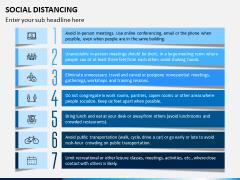 Social Distancing PPT Slide 5