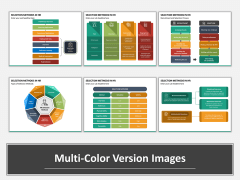 Selection Methods in HR Multicolor Combined