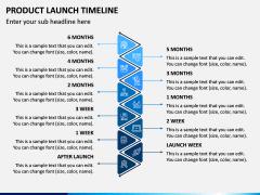 Product Launch Timeline PPT Slide 6