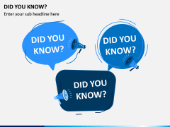 Did You Know PPT Slide 8