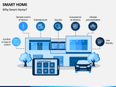 Smart Home PPT Slide 4