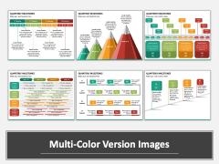 Quarterly Milestone Multicolor Combined