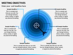 Meeting Objectives PPT Slide 2