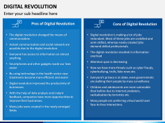 Digital Revolution PPT Slide 10