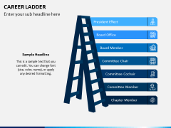 Career Ladder PPT Slide 5
