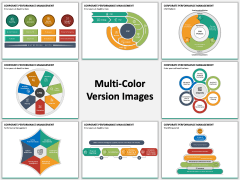 Corporate Performance Management Multicolor Combined