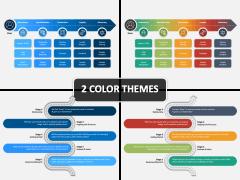 Customer Experience Roadmap PPT Cover Slide