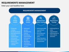 Requirements Management PPT Slide 1