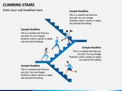 Climbing Stairs PPT Slide 3