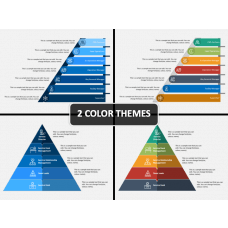 Escalation Pyramid PPT Cover Slide