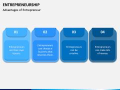 Entrepreneurship PPT Slide 10