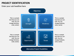 Project Identification PPT Slide 7