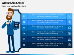 Workplace Safety PPT Slide 3