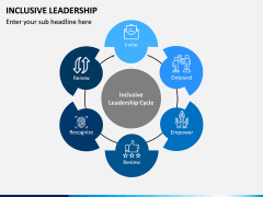 Inclusive Leadership PPT Slide 1