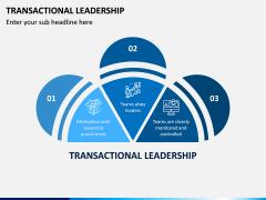 Transactional Leadership PPT Slide 1