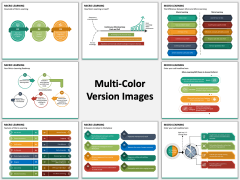 Micro Learning Multicolor Combined