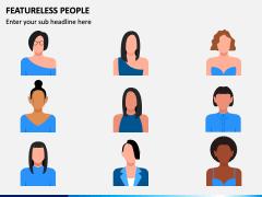 Featureless People PPT Slide 2