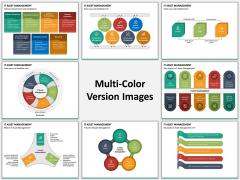 IT Asset Management Multicolor Combined