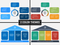 Integrated Planning PPT Cover Slide