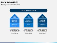 Local Innovation PPT Slide 3