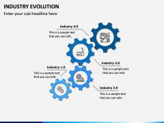 Industry Evolution PPT Slide 5