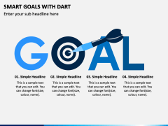 Smart Goals With Dart PPT Slide 3