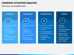 Company Situation Analysis PPT Slide 4