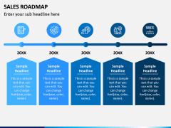 Sales Roadmap PPT Slide 7