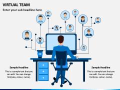 Virtual Team PPT Slide 3