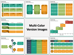 90 Days Plan Multicolor Combined