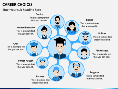 Career Choices PPT Slide 1