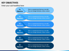 Key Objectives PPT Slide 7