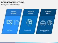 Internet of Everything PPT Slide 6