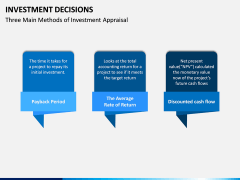 Investment Decisions PPT Slide 7