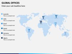 Global Offices PPT Slide 3