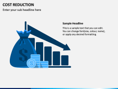 Cost Reduction PPT Slide 3