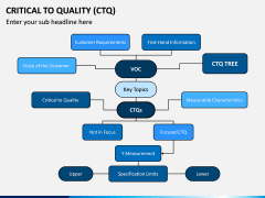 Critical to Quality (CTQ) PPT Slide 5