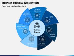 Business Process Integration PPT Slide 1