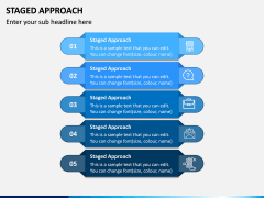 Staged Approach PPT Slide 5