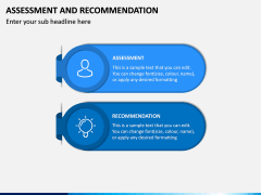 Assessment and Recommendation PPT Slide 4